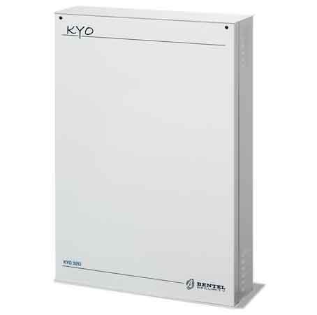 Scheda tecnica centrale kyo 8 zone espandibile a 320 for Bentel kyo 320 prezzo