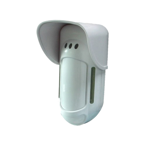 Pannello Solare Per Alimentare Telecamera : Scheda tecnica sensore tripla tecnologia da esterno